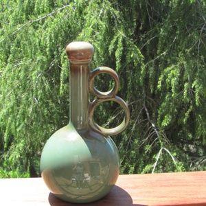 Vintage Nancy China Coffee Bottle